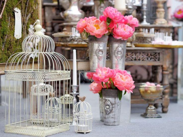 Stylish wedding decor!