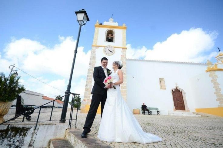 Wedding at Alvor Church 2013 Algarve Portugal by Algarve Wedding Planners