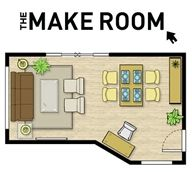VERY COOL WEBSITE. enter the dimensions of your room and the things you want to put in it... it helps you come up with ways to arrange it.