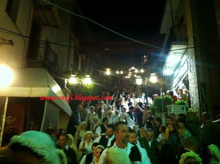 ntefi: Συμμετοχή σε τιμητικές θέσεις στο Πανηγυράκι Αγίου...