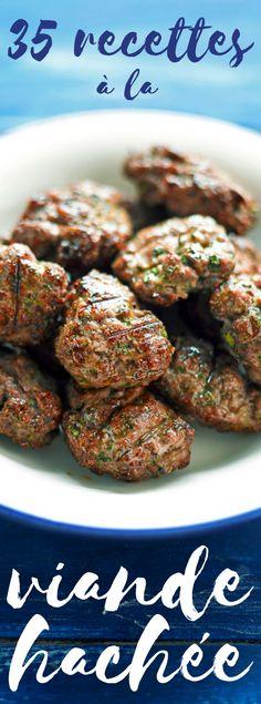 Recette boulette viande hachée