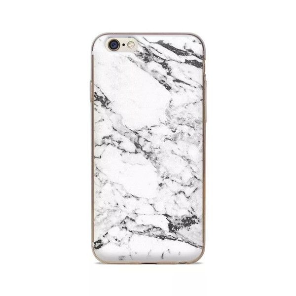 The White Marbled Queen iPhone Case