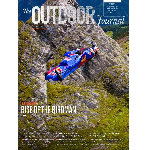 The Outdoor Journal Description The Outdoor Journal (VOL.2 ISSUE 2, Autumn 2014) quarterly print edition showcases the finest writing and photography from the world of adventure sports, fitness, outdoor pursuits, nature and wilderness.  INR 200  buy now:http://bit.ly/2eauRdk