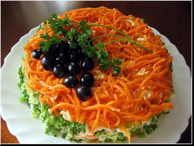 10 вкуснейших салатов с грибами » Женский Мир