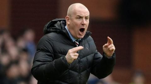 Rangers: Mark Warburton ready for Old Firm test