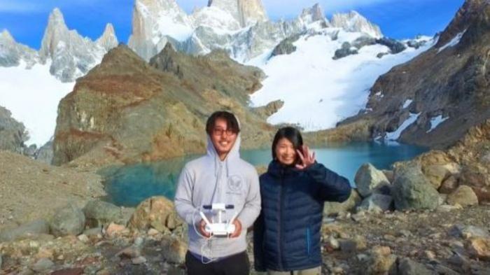 Begini Jadinya Pasangan Traveler Menikah, Bulan Madunya 400 Hari 48 Negara, Videonya Bikin Baper