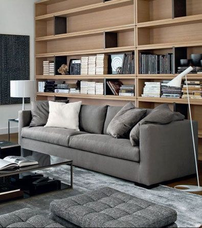 Modern Furniture U0026 Lighting | Spencer Interiors | Modern Italian Sofas
