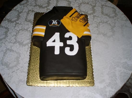 25 best steelers 50th birthday party ideas images on pinterest 50 jersey cake for g find this pin and more on steelers 50th birthday party filmwisefo Gallery