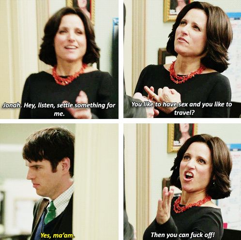 """When Selina told Jonah off in the most epic way possible: 