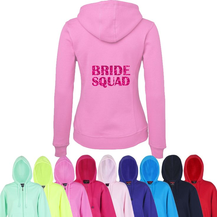 Hens Party Hoodies