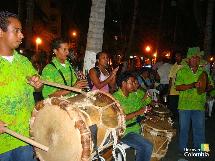 Music band - Santa Marta, Colombia