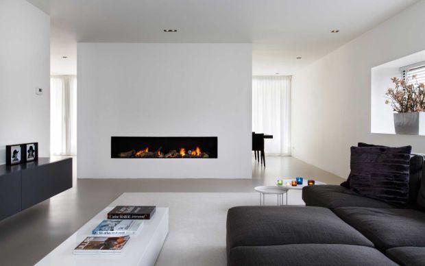 17 best images about ambientes com lareiras on pinterest concrete fireplace villas and - Deco moderne open haard ...
