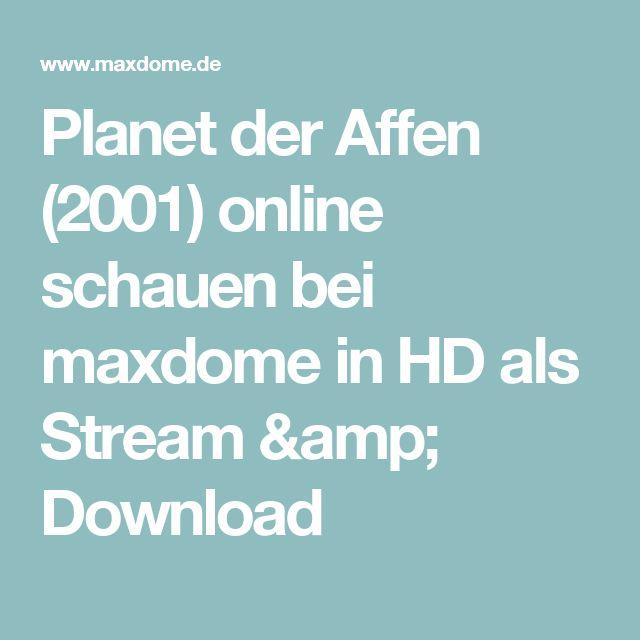 Planet der Affen (2001) online schauen bei maxdome in HD als Stream & Download