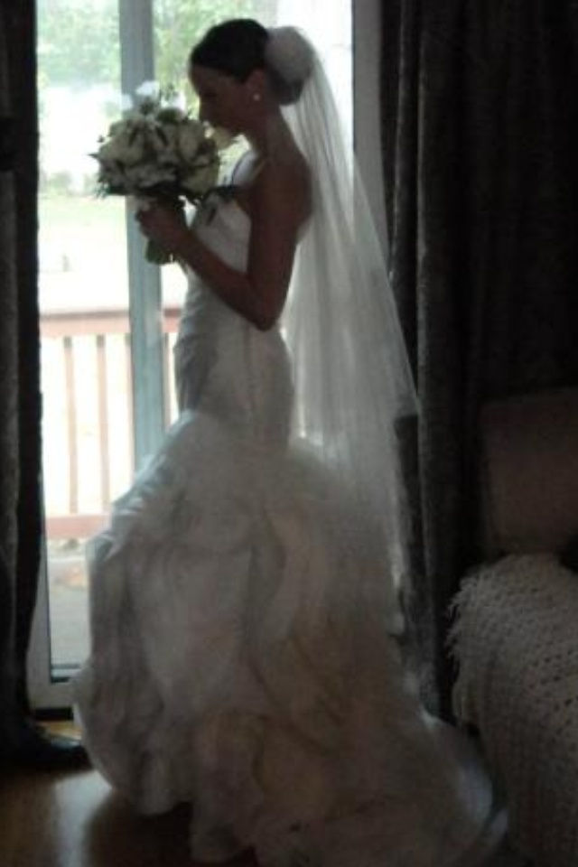 Vera Wang Dress :)
