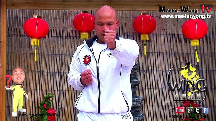 wing chun basics - How to do basic punches, Lesson 2