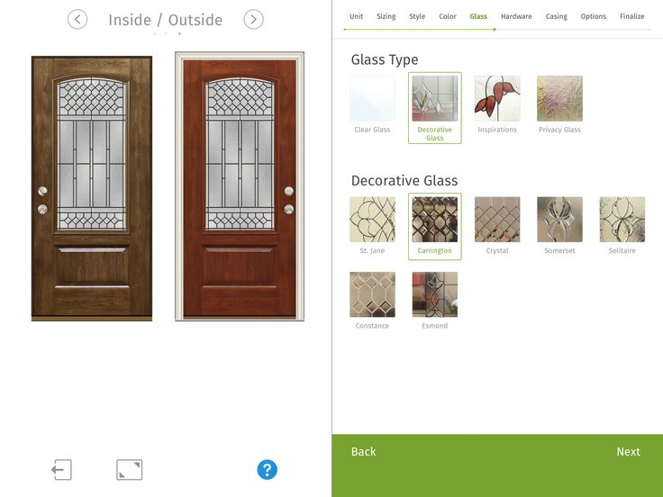 Looking For A New Entry Door That Will Be Unique On Your Street Provia Offers Home Exterior Designhome