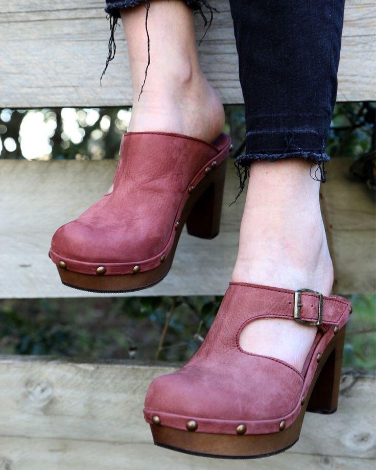 Milán Moly - Noburo Guinda Kebba Shoes