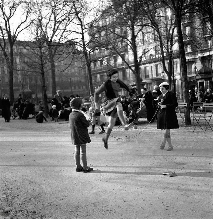 paris, france, Doisneau, enfants,