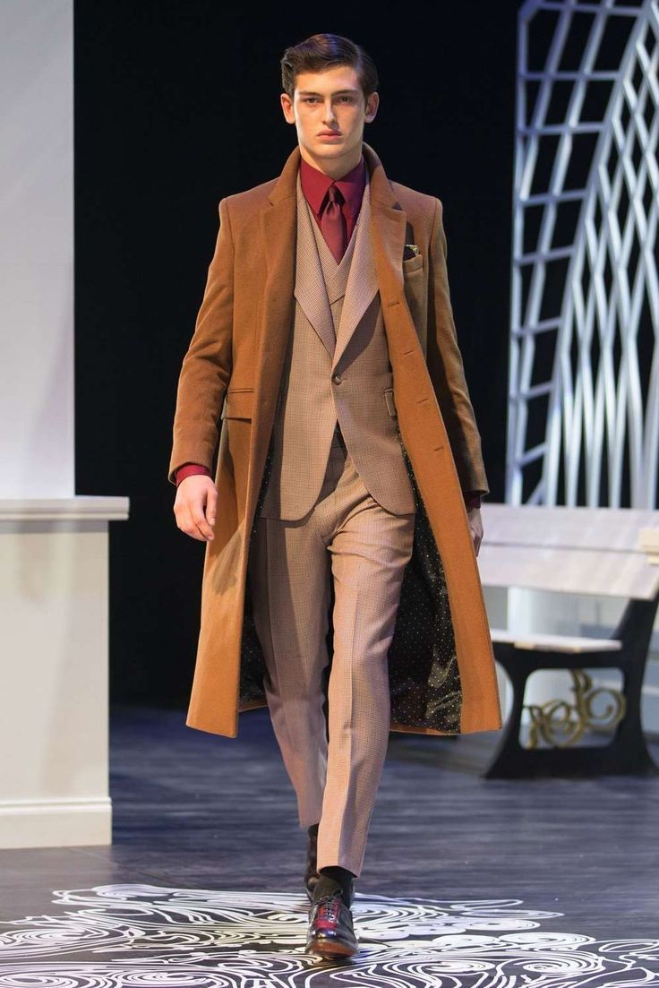 Best Current Style Trends : Joshua Kane Fall Winter