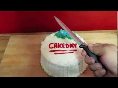 Pasta Kesmenin Hızlı ve Pratik Yolu | Her Gün Yeni Bir Bilgi
