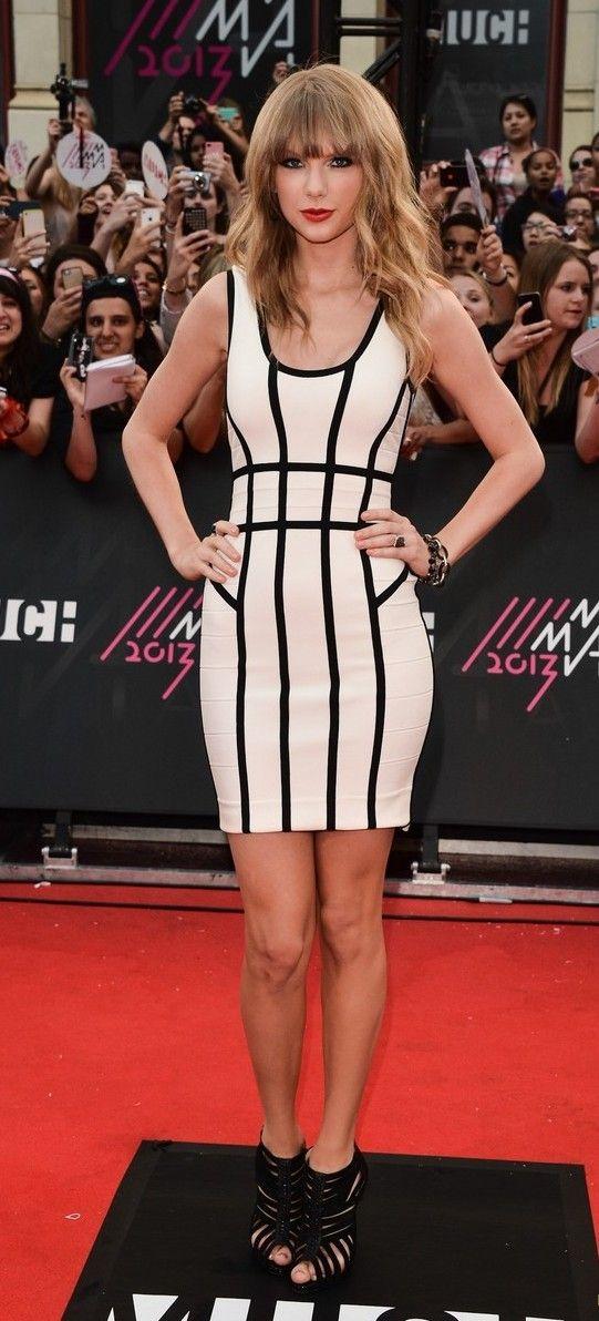 Discount Herve Leger Sleeveless Taylor Swift Border-Banding Dress http://www.herveleger-fashiondress.com/herve-leger-sleeveless-taylor-swift-borderbanding-dress-p-431.html
