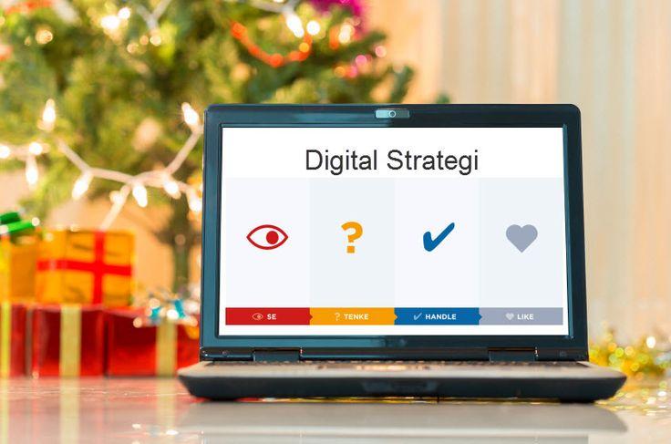 Er du klar for julehandelen? Bruk riktig digital strategi.