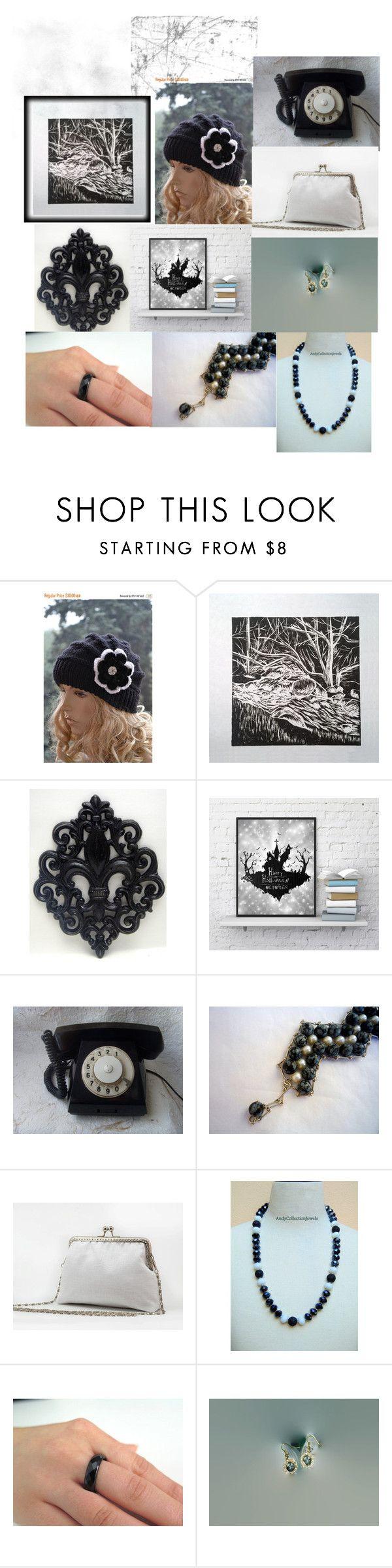 Black and white by viyoli on Polyvore