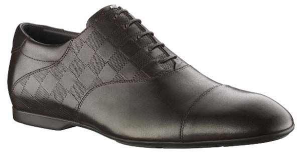 2010 Louis Vuitton men shoes – lace ups