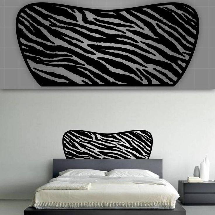 17 Best Ideas About Zebra Bedroom Decorations On Pinterest