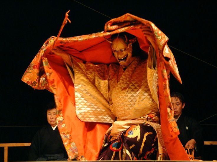 道成寺 - Dōjōji (Noh play)