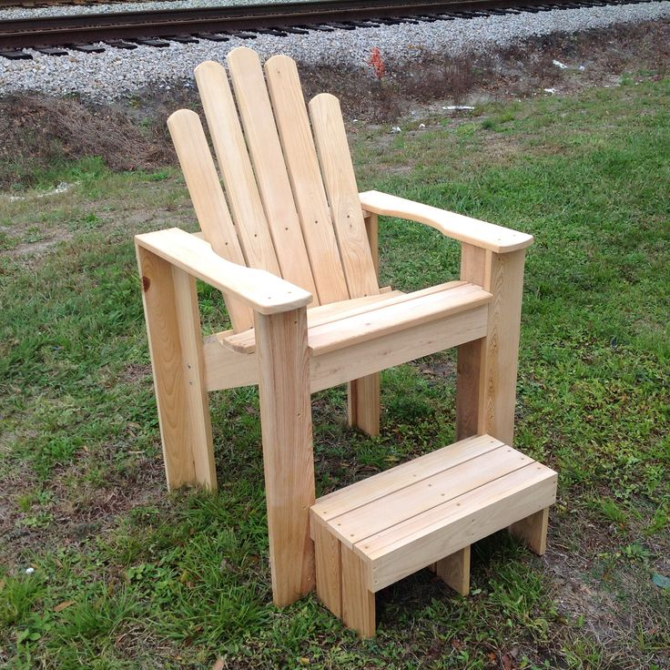 Captains Adirondack chair