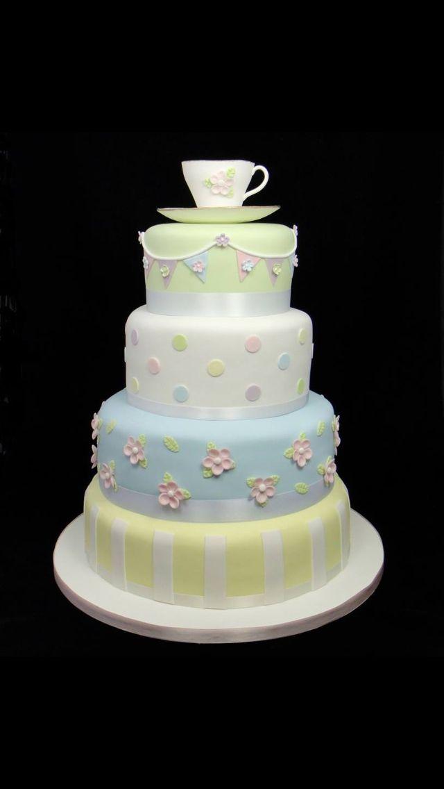 Kath kidston cakes