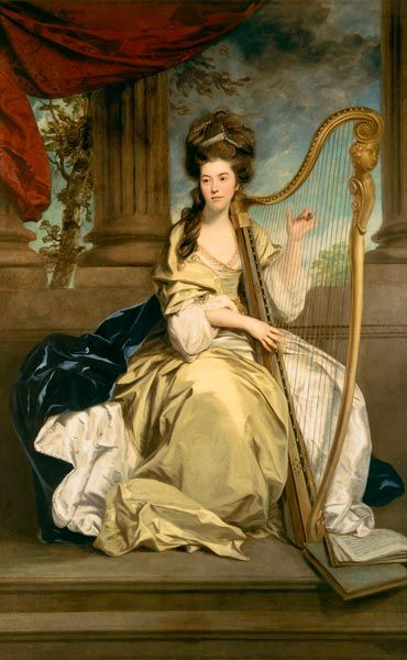 Countess of Eglinton by Sir Joshua Reynolds.