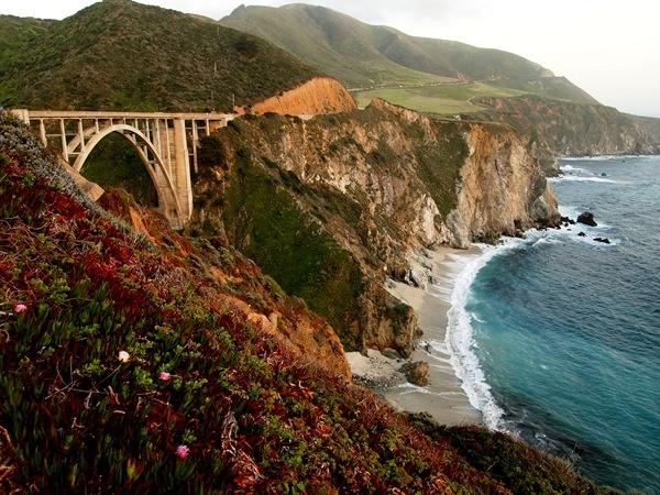 big surFavorite Bridges, Beautiful Bridges, Buckets Lists, Favorite Places, Big Sur, Future Adventure, Beautiful Places, Mr. Big, Beautiful Riding