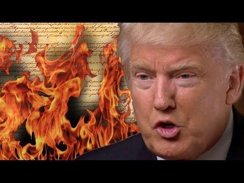 "LOL - Trump Not Taking Salary as President - Media Attacks Him for ""Violating Constitution"" - YouTube 4:42 pub Nov 16, 2016 HILARIOUS LOL LOL!!!"