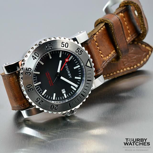 Tourby - Watches Lawless Diver