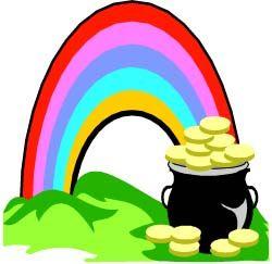 Happy St. Patrick's Day from Go Go Yoga for Kids. Click below for your Shamrock St. Patricks Day Rainbow Mandala Shamrock RainbowMandala