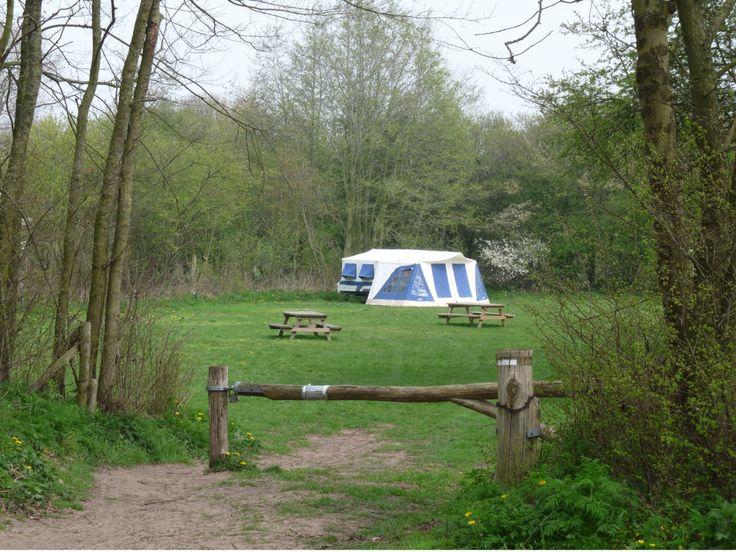 Combi-camp Valley op camping berenweide, Heemskerk.
