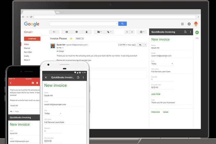 Google lança programa de desenvolvimento de extensões para o Gmail