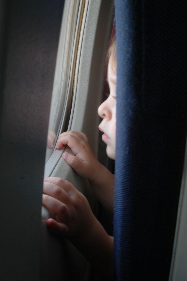 På väg till Barcelona