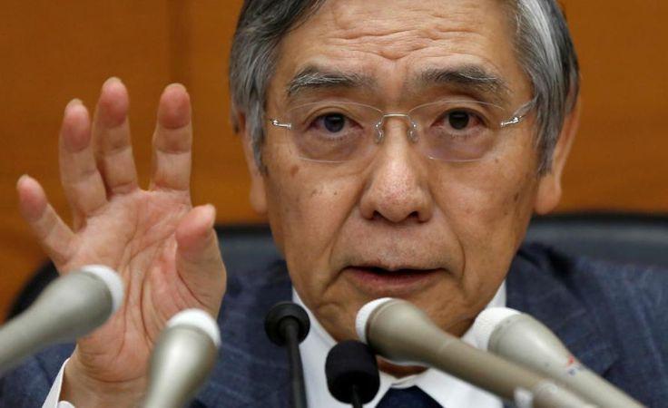次期総裁、経済理論への理解と国際的人脈が必要=黒田日銀総裁