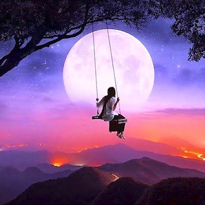 Sanando el Alma: Luna Llena y Azul: Volvernos Acuarianos…