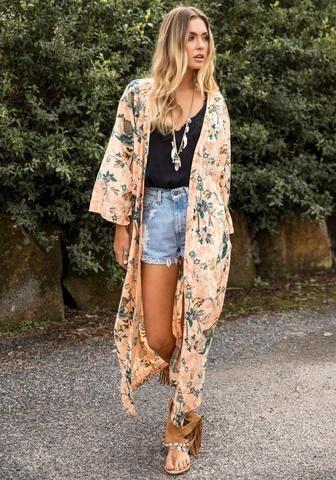 Designer Boho Kimonos Online Australia | Fashionable Kimonos – White Bohemian