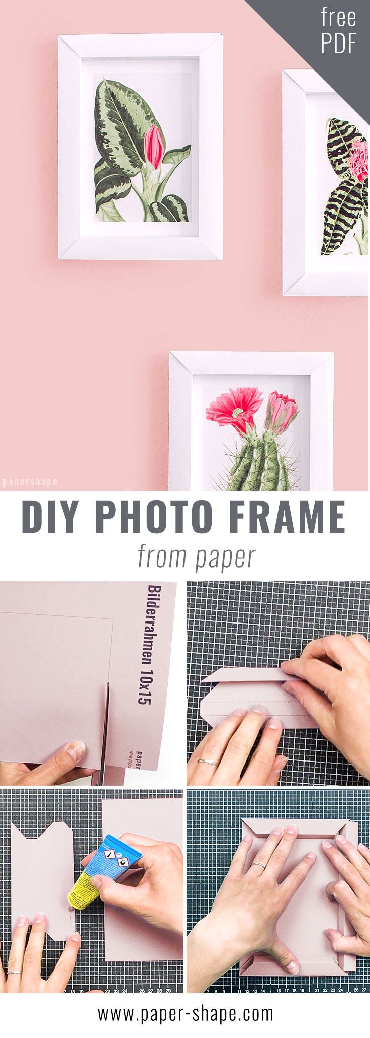 401 best DIY Paper Crafts images on Pinterest | Diy paper, Paper and ...