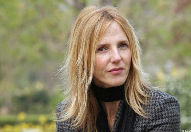 <0> Sandrine Kiberlain au Top à Cannes