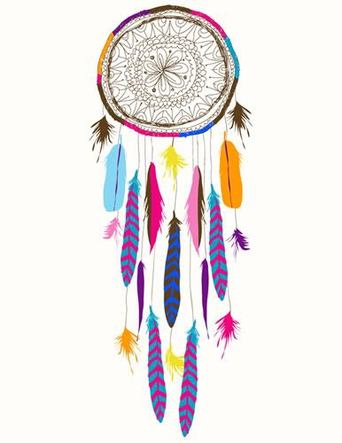 .: Dream Catchers, Inspiration, Dreams, Art, Illustration, Dreamcatchers, Things, Tattoo