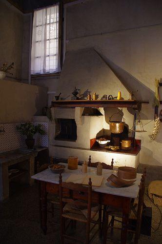 Kitchen Palazzo Pfanner Lucca #TuscanyAgriturismoGiratola