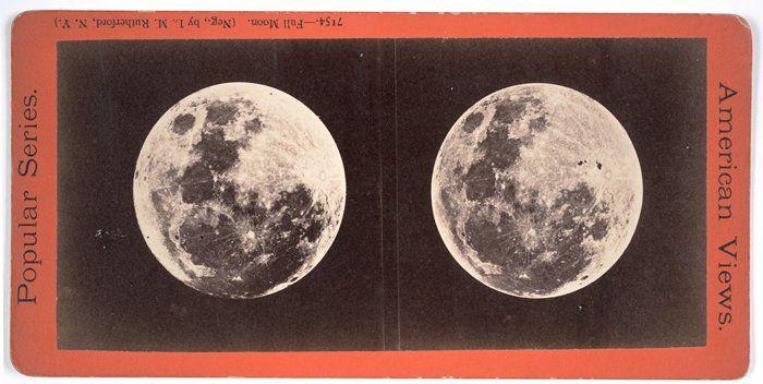 150 лет самой известной из первых фотографий Луны   geeks.izula.ru