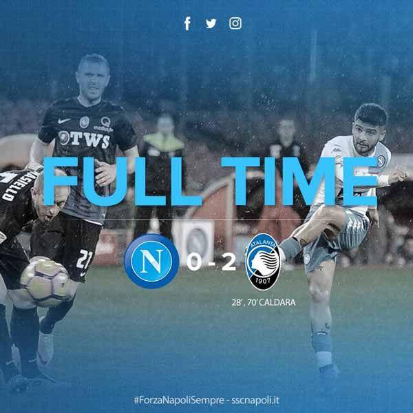 Kegagalan Napoli Ganti Posisi AS Roma Di Serie A
