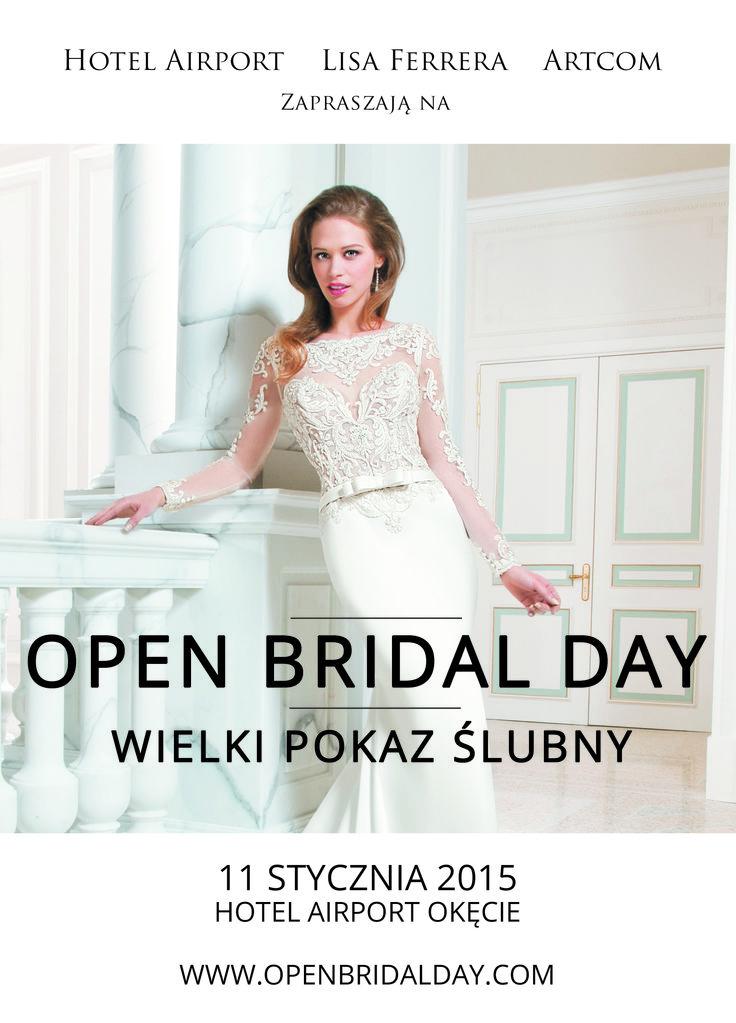 Open Bridal Day Warszawa